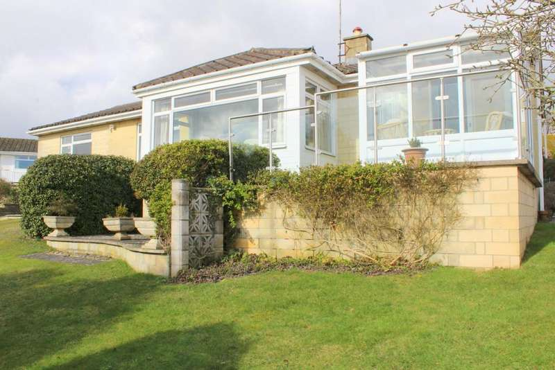 3 Bedrooms Detached Bungalow for sale in Groveleaze, Bradford on Avon