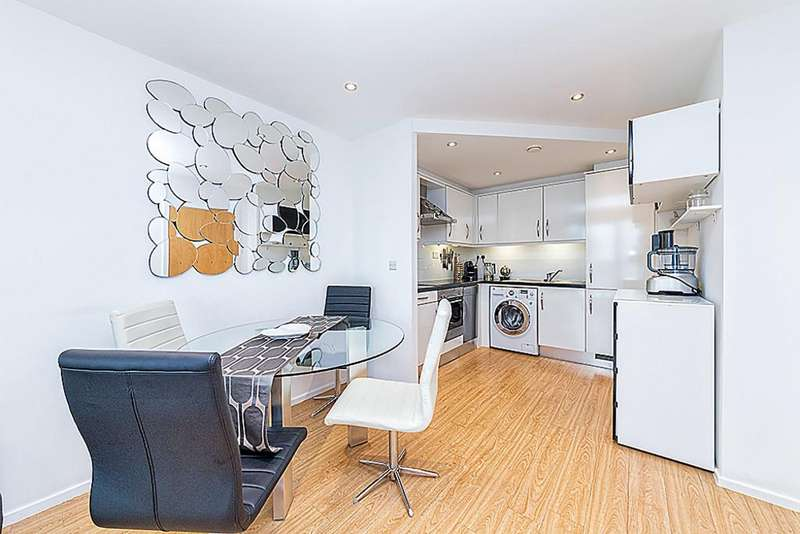 2 Bedrooms Apartment Flat for sale in The Oxygen Royal Victoria Docks E16