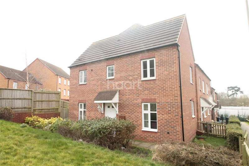 3 Bedrooms Semi Detached House for rent in Langford Way off Gipsy Lane
