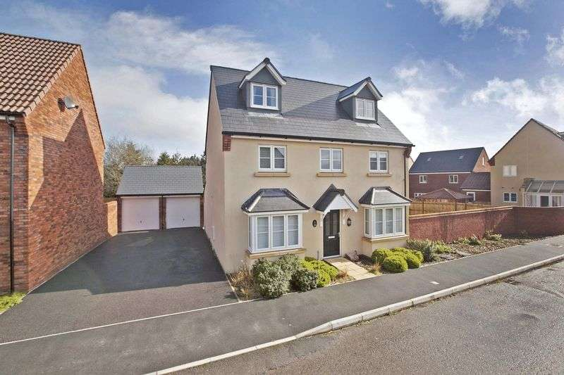5 Bedrooms Property for sale in Barberry Drive, Wilstock Village, Bridgwater