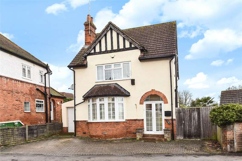 3 Bedrooms Detached House for sale in Waverley Road, Reading, Berkshire, RG30