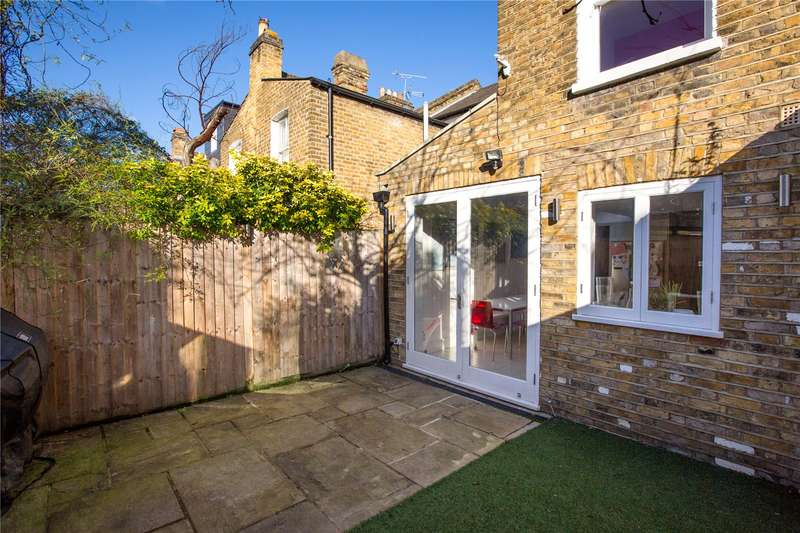 4 Bedrooms Terraced House for sale in Bellew Street, London, SW17
