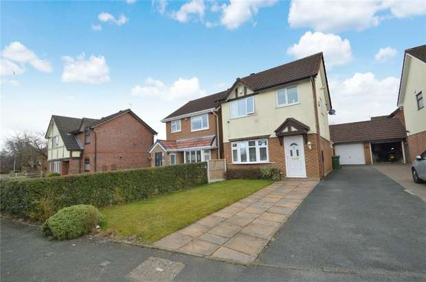 3 Bedrooms Detached House for rent in Rostrevor Road, Davenport, Stockport, Cheshire