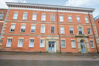 2 Bedrooms Flat for sale in Apartment 39, 35 King Street, Leicester, Leicestershire