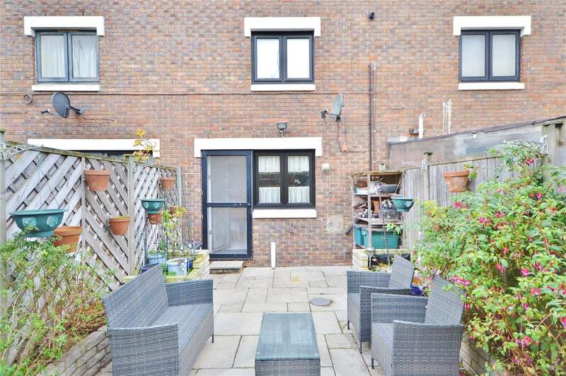 4 Bedrooms Terraced House for sale in Shearling Way, Holloway, London, N7