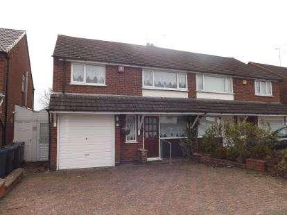 3 Bedrooms Semi Detached House for sale in Osmaston Road, Harborne, Birmingham, West Midlands
