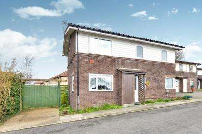 3 Bedrooms Detached House for sale in Withycombe, Furzton, Milton Keynes