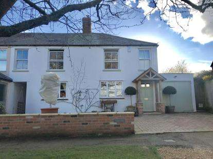 4 Bedrooms Semi Detached House for sale in Sibford Road, Hook Norton, Banbury, Oxon