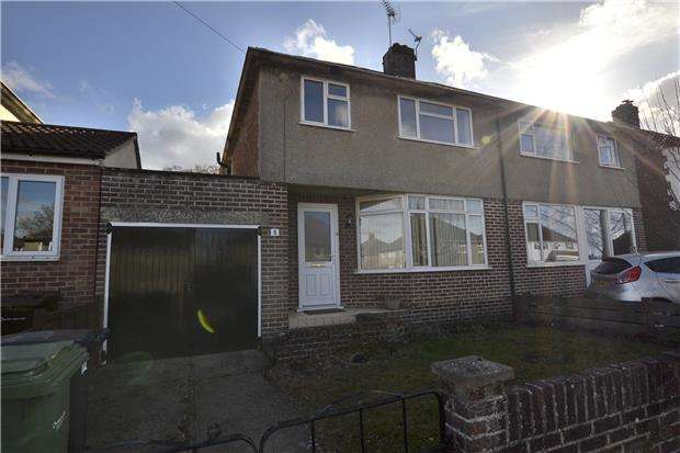 3 Bedrooms Semi Detached House for sale in Lime Road, OXFORD, OX2 9EQ