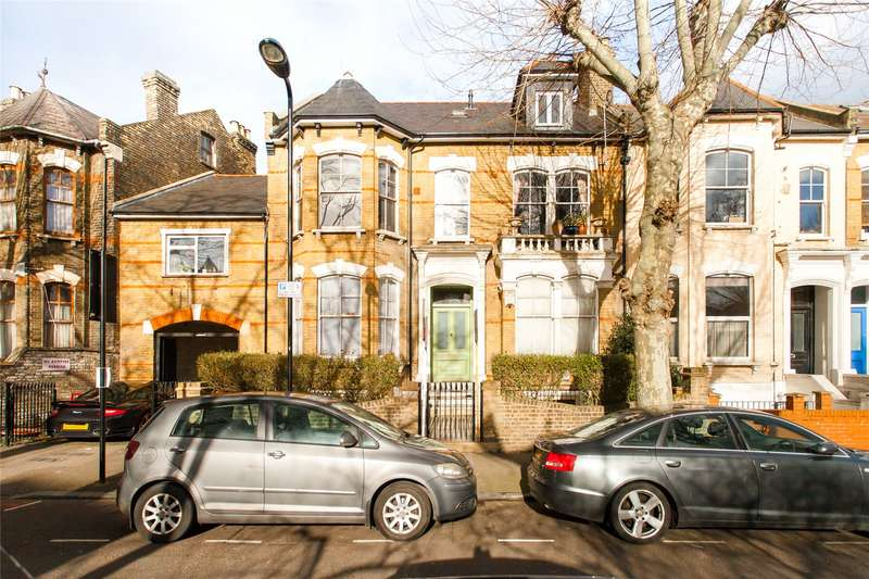 3 Bedrooms Flat for sale in Lower Clapton Road, Clapton, E5