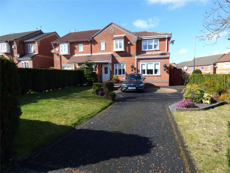 4 Bedrooms Semi Detached House for sale in Verwood Drive, Liverpool, Merseyside, L12