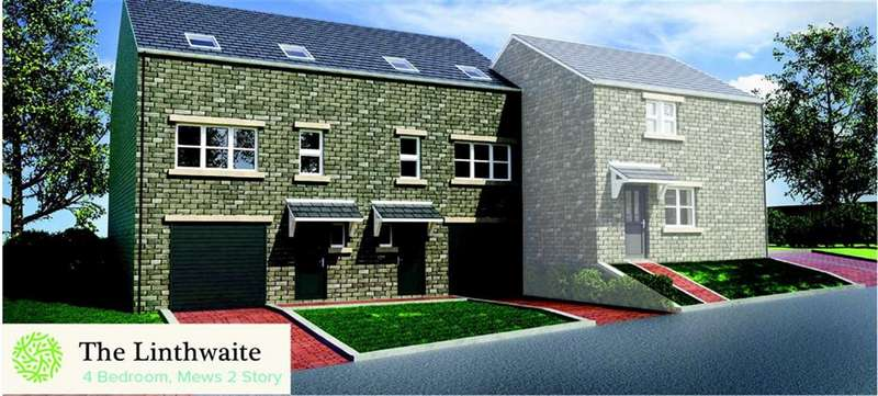4 Bedrooms Town House for sale in Green Bank View, Linthwaite, Huddersfield