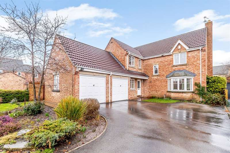 4 Bedrooms Detached House for sale in Tamworth Road, York, YO30 5GJ