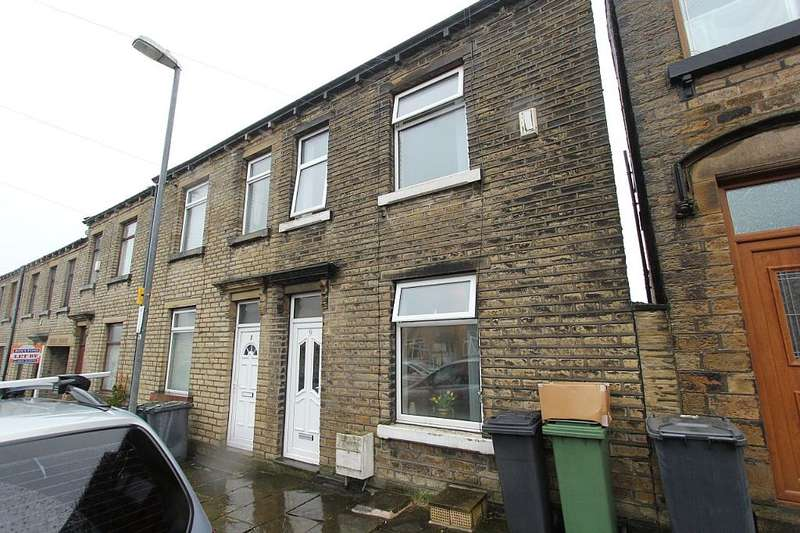 2 Bedrooms Terraced House for sale in Quarmby Road, Huddersfield, West Yorkshire, HD3 4HQ
