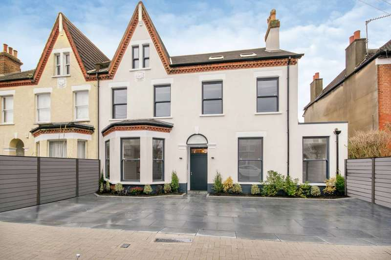 2 Bedrooms Flat for sale in Samos Road, Anerley, SE20