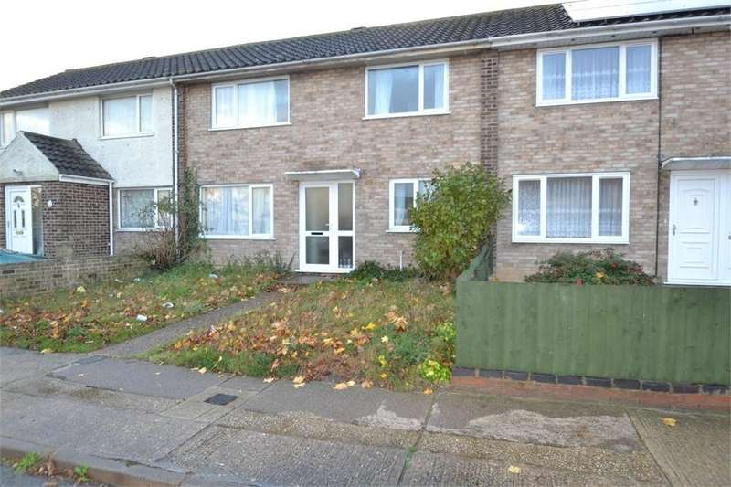 5 Bedrooms Terraced House for sale in Hawthorn Avenue, Colchester, Essex