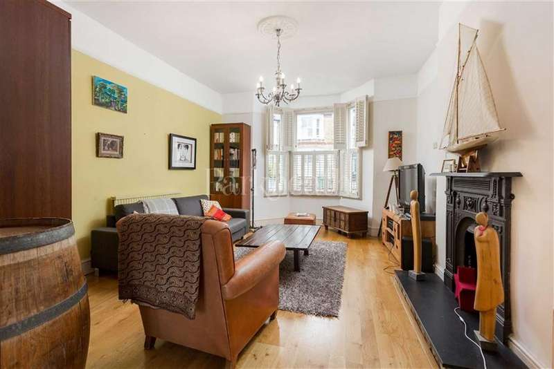 4 Bedrooms House for sale in Achilles Road, West Hampstead, London