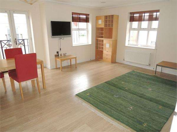 3 Bedrooms Flat for rent in Henry Laver Court, Colchester, Essex