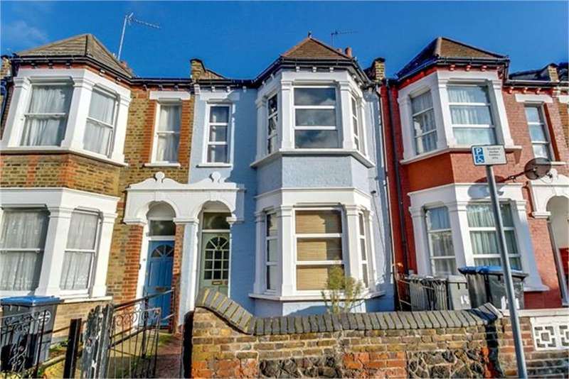 4 Bedrooms Terraced House for sale in Roundwood Road, London