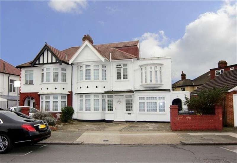 5 Bedrooms Semi Detached House for sale in Lennox Gardens, Dollis Hill, London