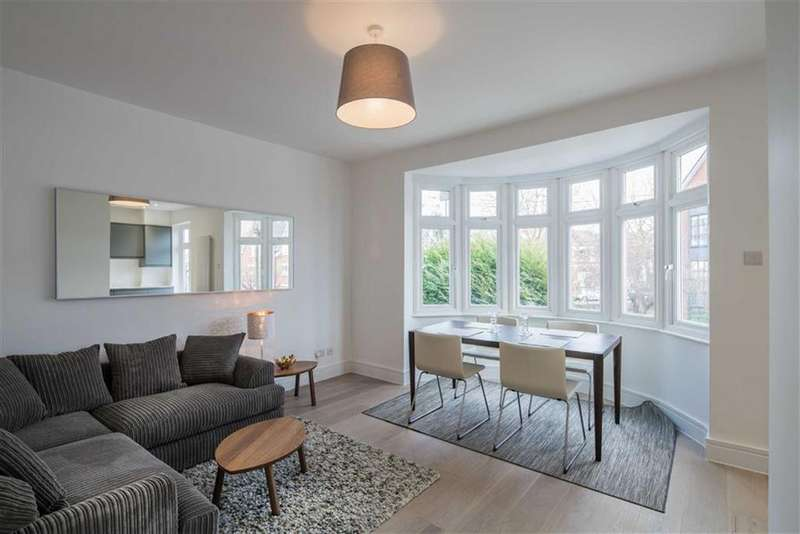 3 Bedrooms Flat for sale in Robson Avenue, Willesden, London, NW10