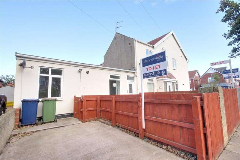 2 Bedrooms Bungalow for rent in Oak Road, Redcar