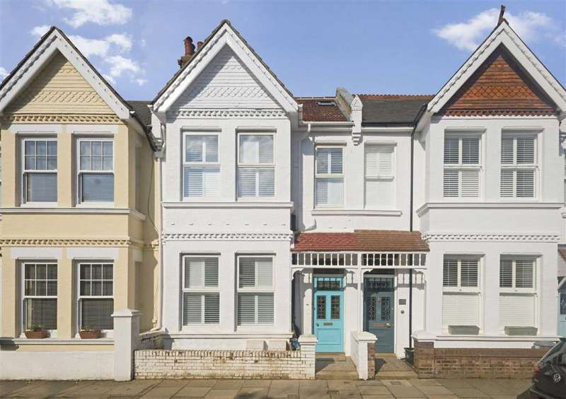 5 Bedrooms End Of Terrace House for rent in Addison Road, Hove