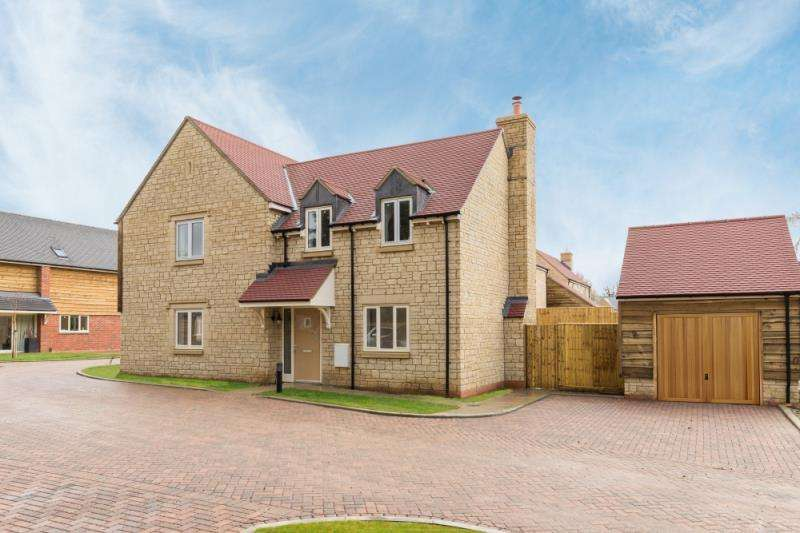 4 Bedrooms Detached House for sale in Plot 18, Bow Farm, Stanford in the Vale, Faringdon