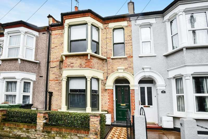 3 Bedrooms Terraced House for sale in Fernbrook Road Hither Green SE13