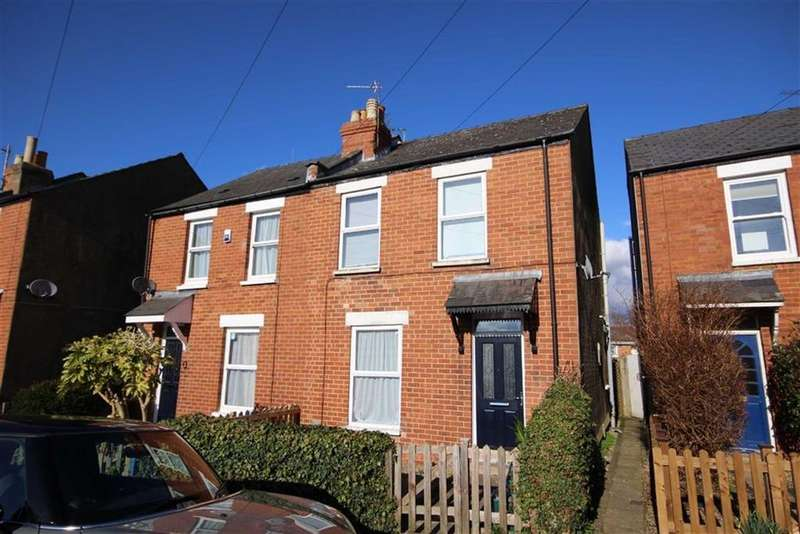 2 Bedrooms Semi Detached House for sale in Fairfield Parade, Leckhampton, Cheltenham, GL53