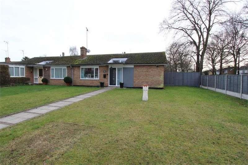 2 Bedrooms Semi Detached Bungalow for sale in Beverley Avenue, West Mersea, Colchester, Essex