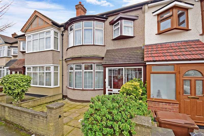 3 Bedrooms Terraced House for sale in Larkswood Road, London