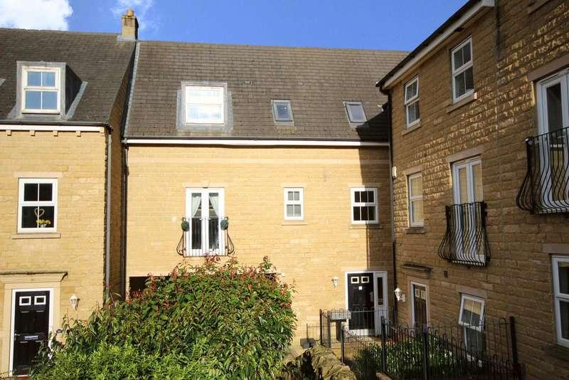 2 Bedrooms Duplex Flat for sale in 16 The Maltings, Fountain Head Village, Halifax HX2 0TJ