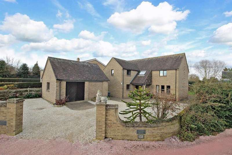 5 Bedrooms Detached House for sale in Court Lane, Stevington