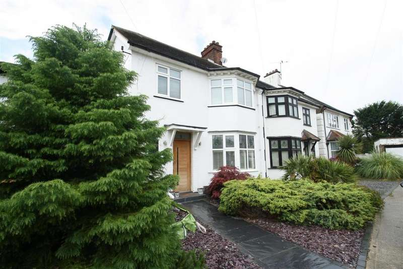 4 Bedrooms Semi Detached House for sale in Leigh Park Close, Leigh-On-Sea