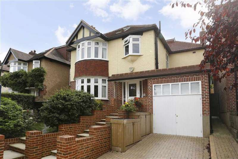 5 Bedrooms Detached House for sale in Skeena Hill, Southfields, SW18