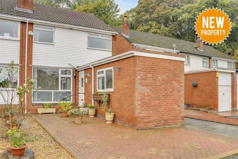 3 Bedrooms Semi Detached House for sale in Bagillt Road, Greenfield, Holywell
