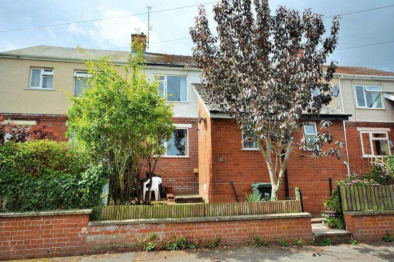 3 Bedrooms Terraced House for sale in The Crescent, Tenbury Wells