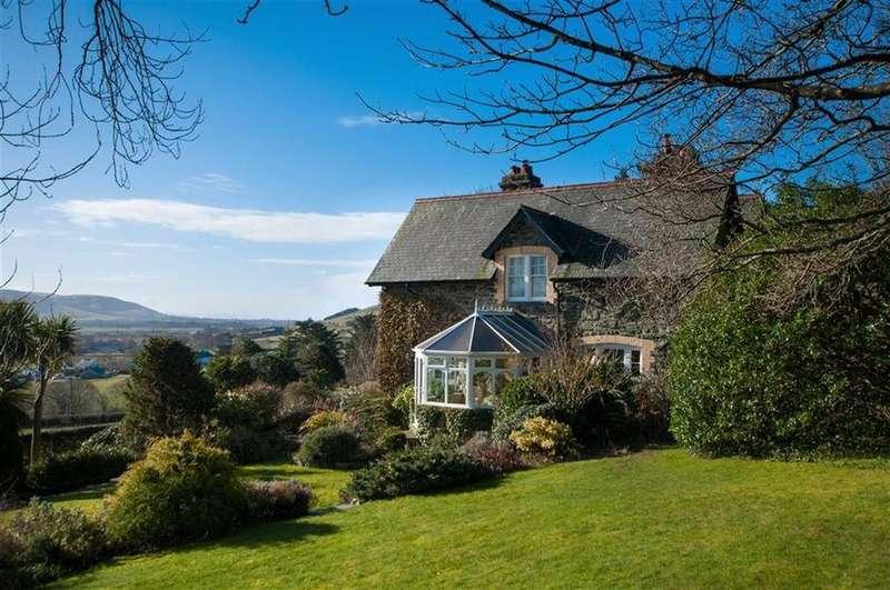 5 Bedrooms Detached House for sale in Tyn Y Coed, Llanegryn, Tywyn, Gwynedd, LL36