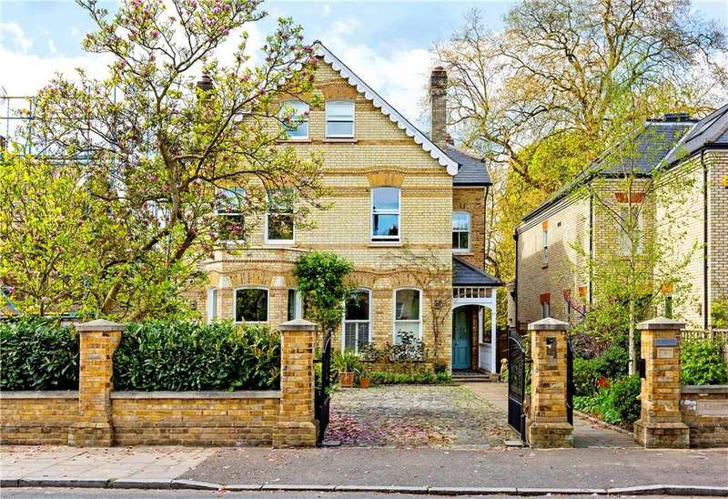 6 Bedrooms Detached House for sale in St. Georges Road, Twickenham, Richmond, TW1