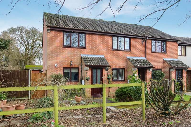 2 Bedrooms End Of Terrace House for sale in THE SPRING, DENMEAD