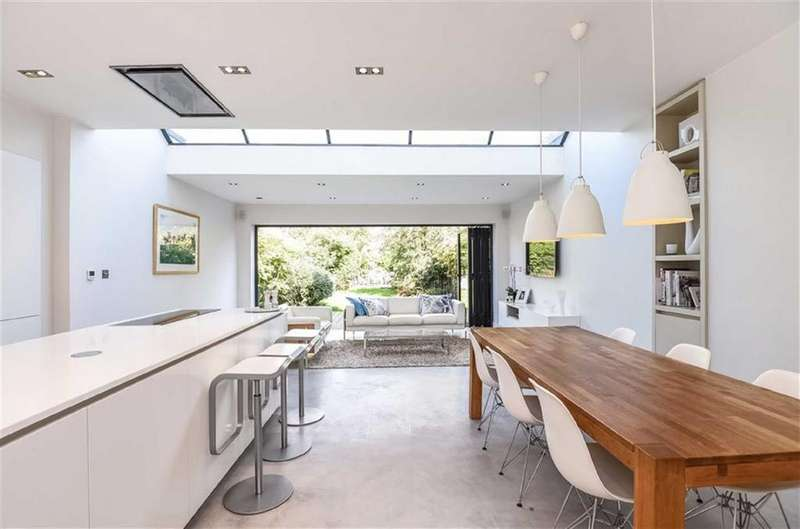 4 Bedrooms Semi Detached House for sale in Olive Road, Cricklewood, London, NW2