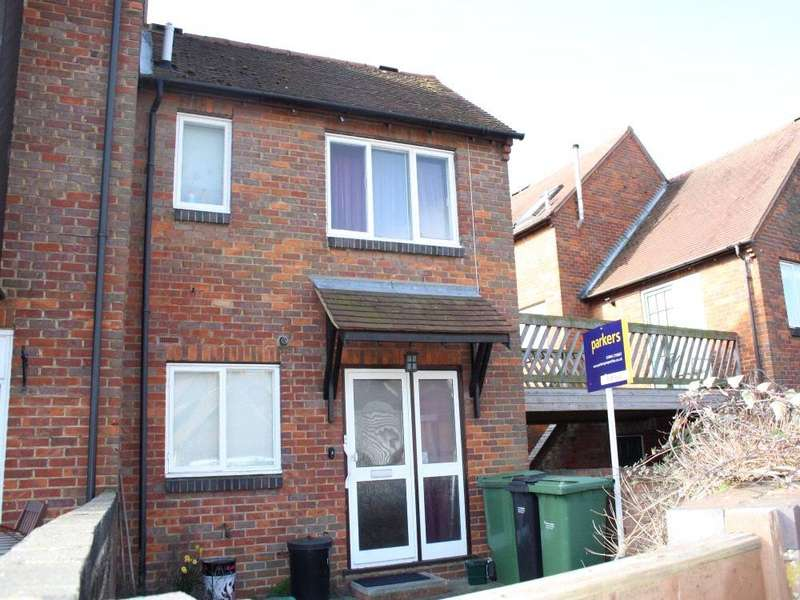1 Bedroom Terraced House for sale in Rooks Lane, Thame, Oxfordshire, OX9