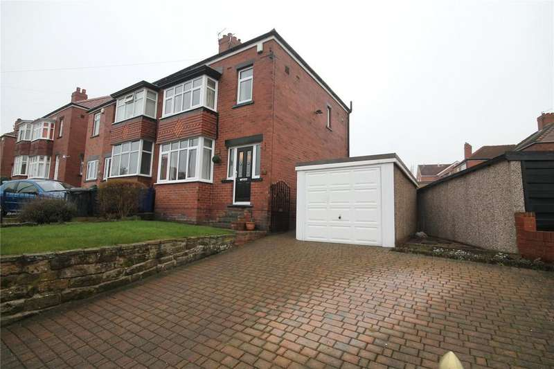 3 Bedrooms Semi Detached House for sale in Southgate, Barnsley, S75
