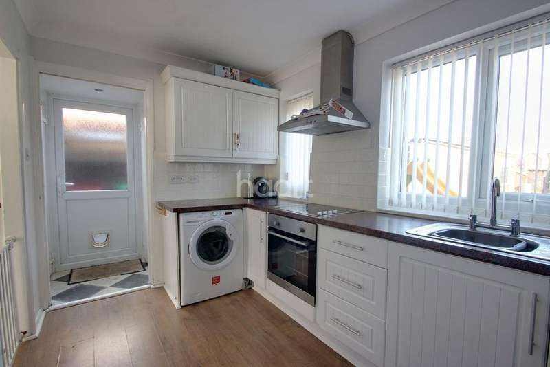 3 Bedrooms Semi Detached House for sale in Long Hill Rise, Hucknall