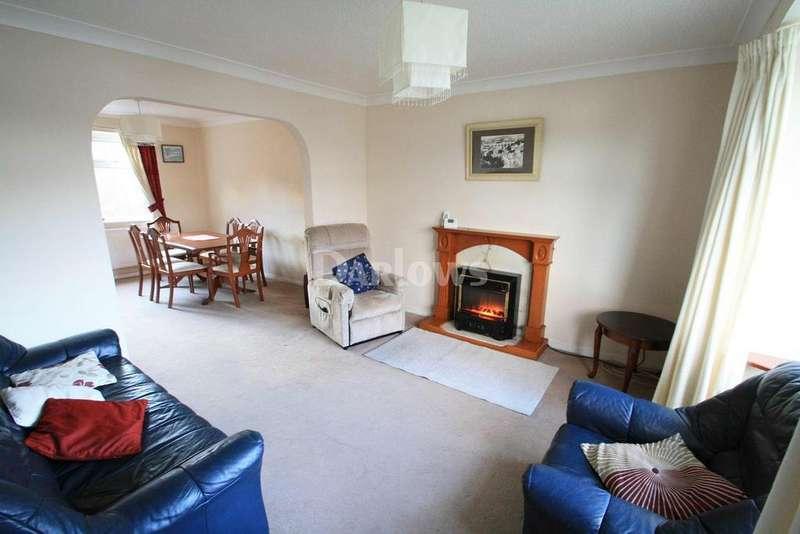 3 Bedrooms Semi Detached House for sale in Emlyn Avenue, Glyncoed, Ebbw Vale, Blaenau Gwent