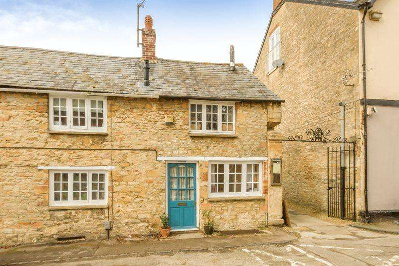 2 Bedrooms Semi Detached House for sale in Lombard Street, Eynsham