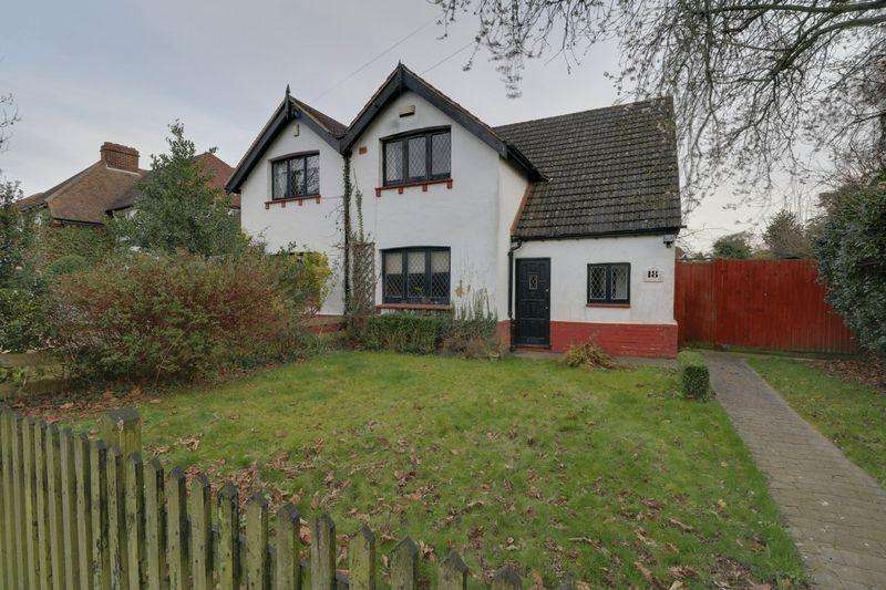 3 Bedrooms Semi Detached House for sale in Farm Lane, Purley