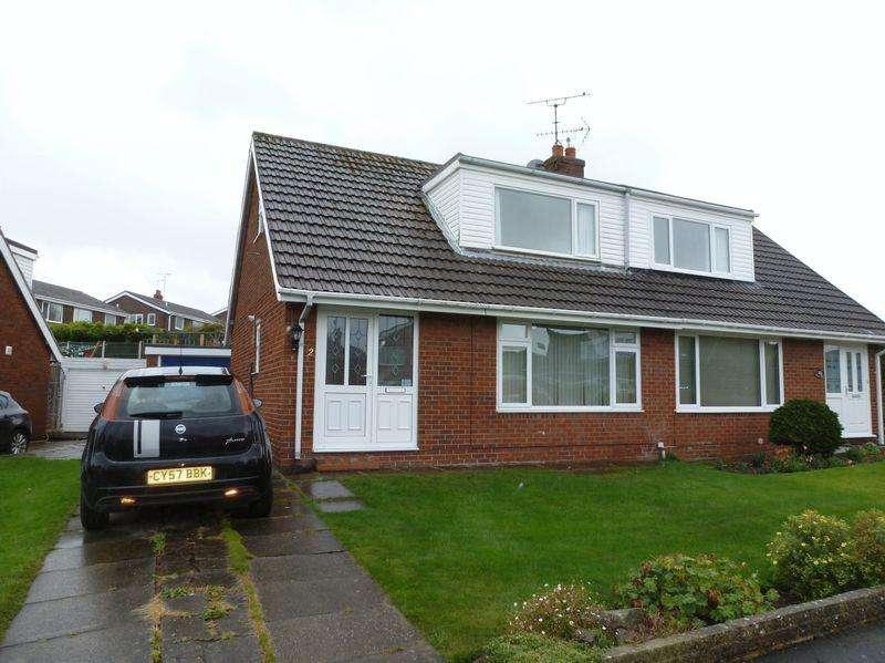 3 Bedrooms Semi Detached House for sale in Birkdale Avenue, Colwyn Bay