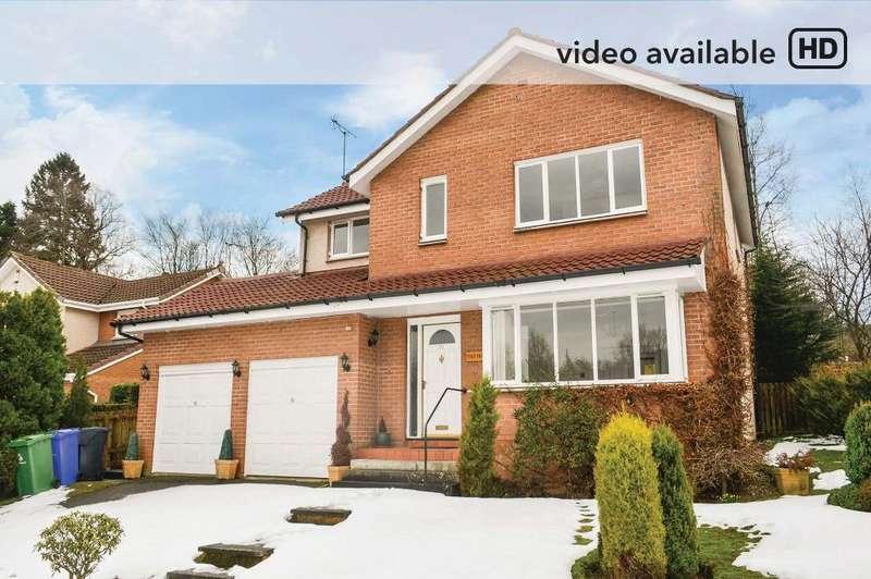 4 Bedrooms Detached House for sale in Kenningknowes Road, Stirling, Stirling, FK7 9JG